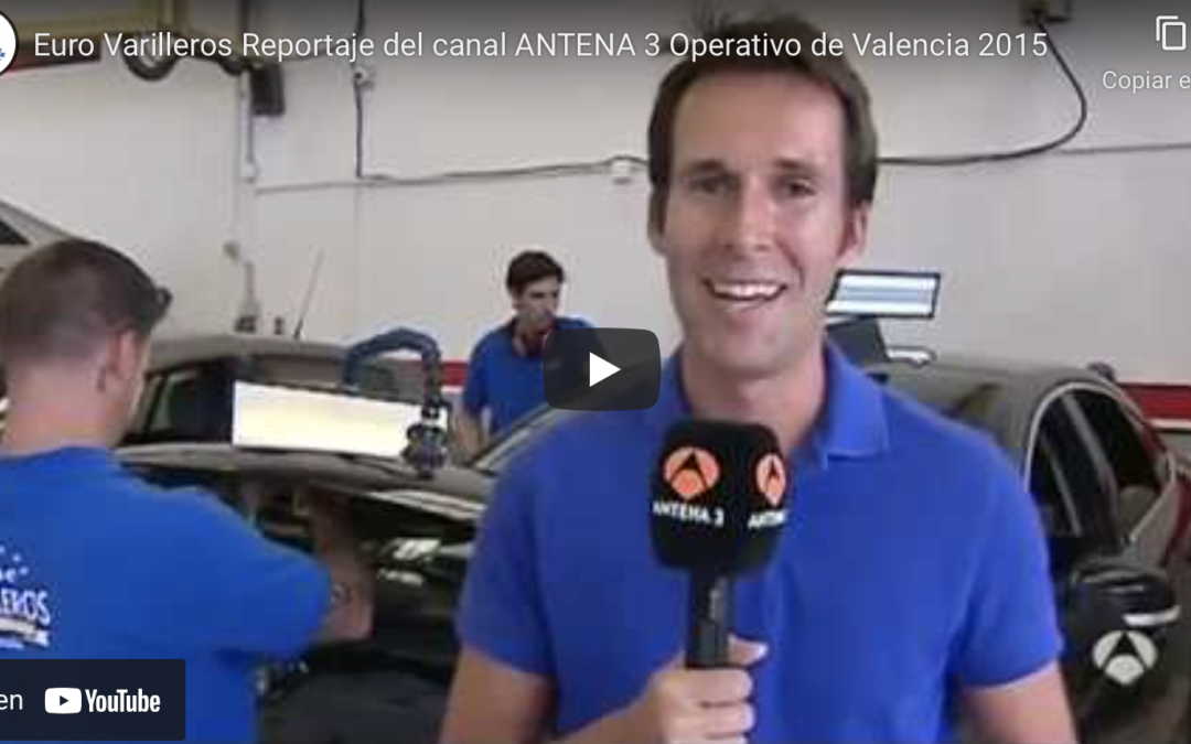 Reportaje Antena 3 Euro Varilleros